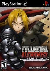 [PS2 Classics] FullMetal Alchemist and the Broken Angel Slus2010
