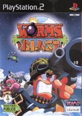 [PS2 Classics] Worms Blast Wb10