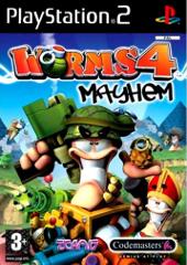 [PS2 Classics] Worms 4 - Mayhem Worms_10