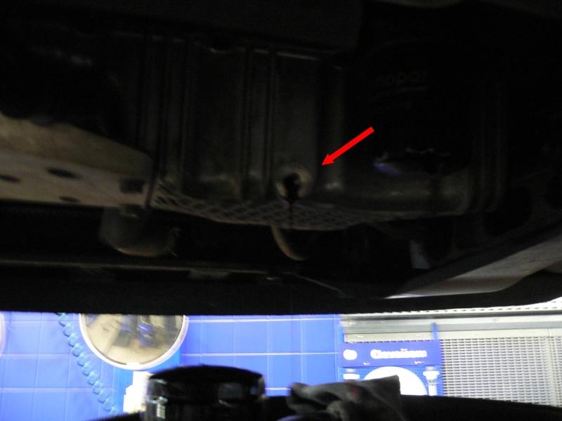 Pt Cruiser 2.0L : vidange moteur L_huil10