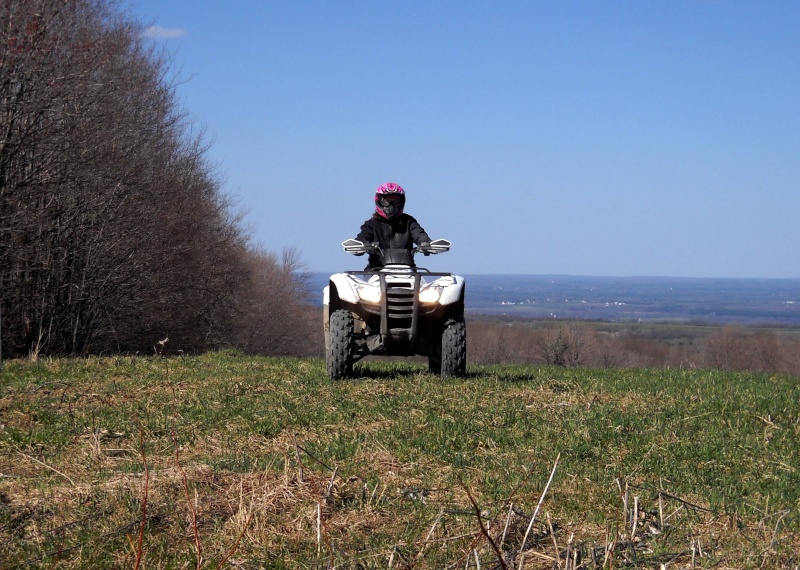 """My """"other"""" ride 09' Honda Rancher (Don't Hate) Dscn0710"""