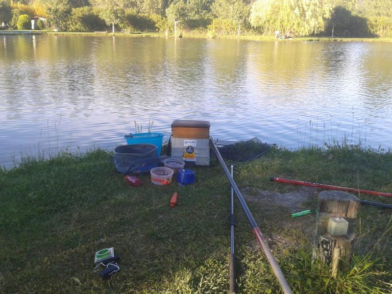 journée de peche au lac de la vallée à la roquette sur siagne 06 Poste_14