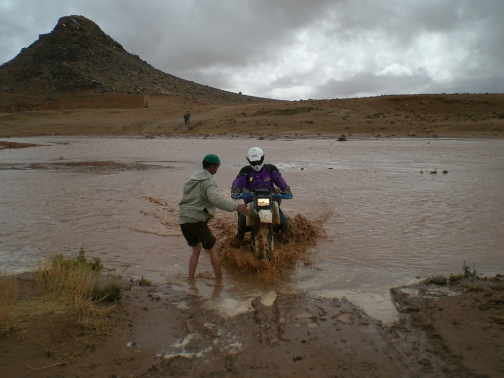 Etat des pistes - Maroc Cimg0114