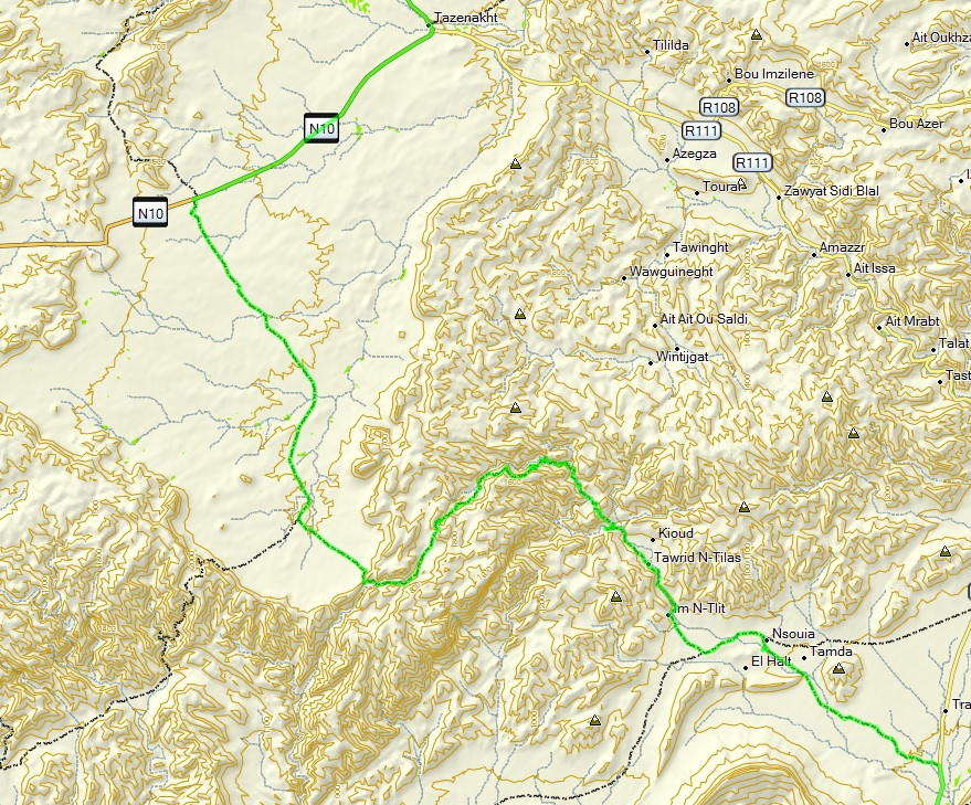 Etat des pistes - Maroc Piste_10