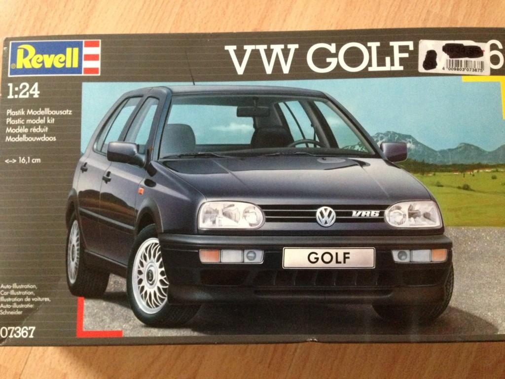 VW Golf III VR6 '92 (Revell) Img_4911