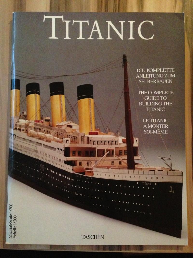 RMS Titanic 1:200 (Benedikt Taschen Verlag) Img_5310
