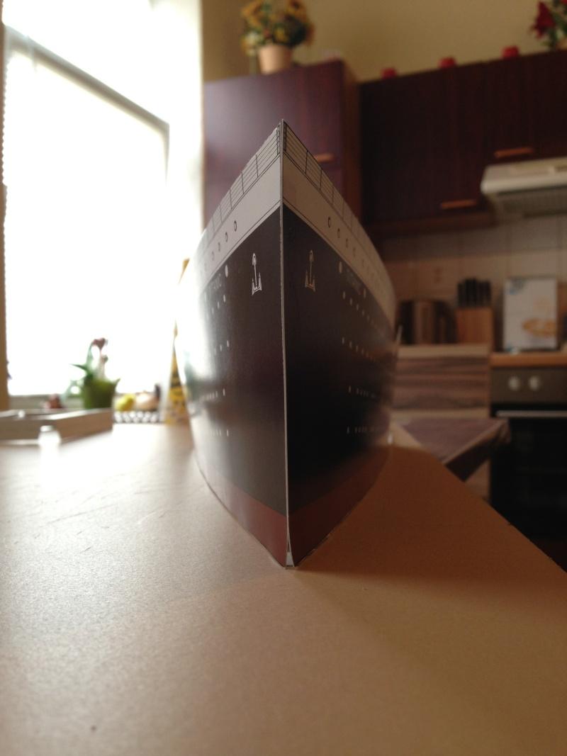 RMS Titanic 1:200 (Benedikt Taschen Verlag) Img_5315