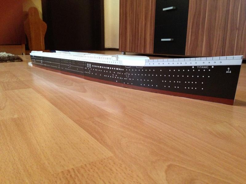 RMS Titanic 1:200 (Benedikt Taschen Verlag) Img_5316