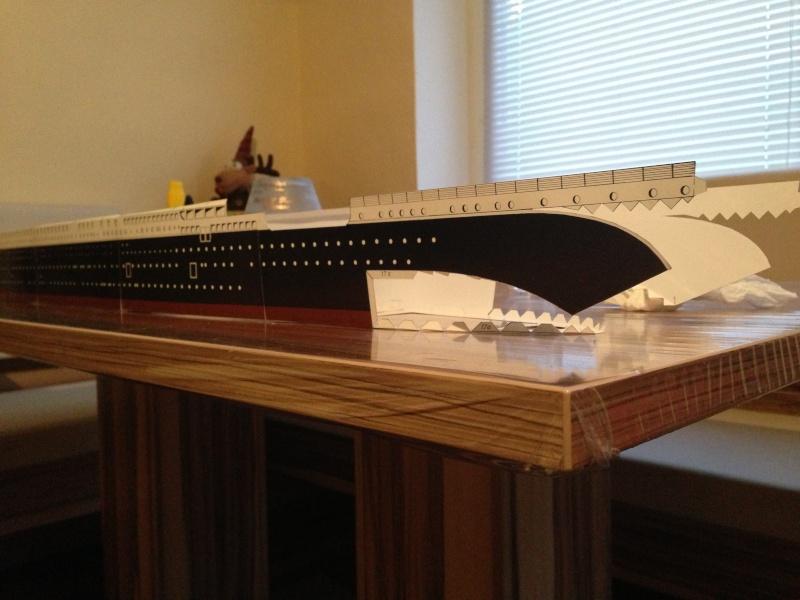 RMS Titanic 1:200 (Benedikt Taschen Verlag) Img_5410