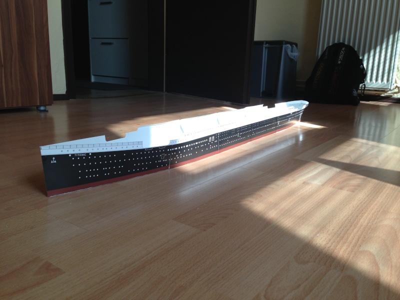 RMS Titanic 1:200 (Benedikt Taschen Verlag) Img_5412
