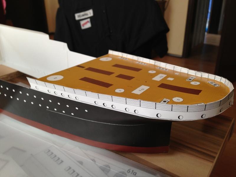 RMS Titanic 1:200 (Benedikt Taschen Verlag) Img_5414
