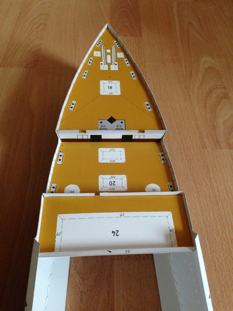 RMS Titanic 1:200 (Benedikt Taschen Verlag) Img_5415