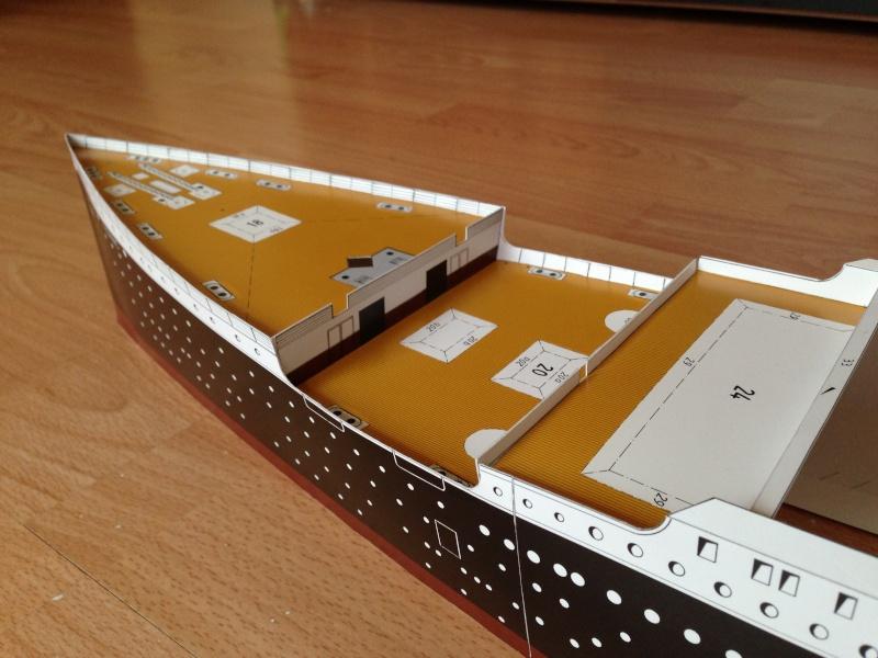RMS Titanic 1:200 (Benedikt Taschen Verlag) Img_5417