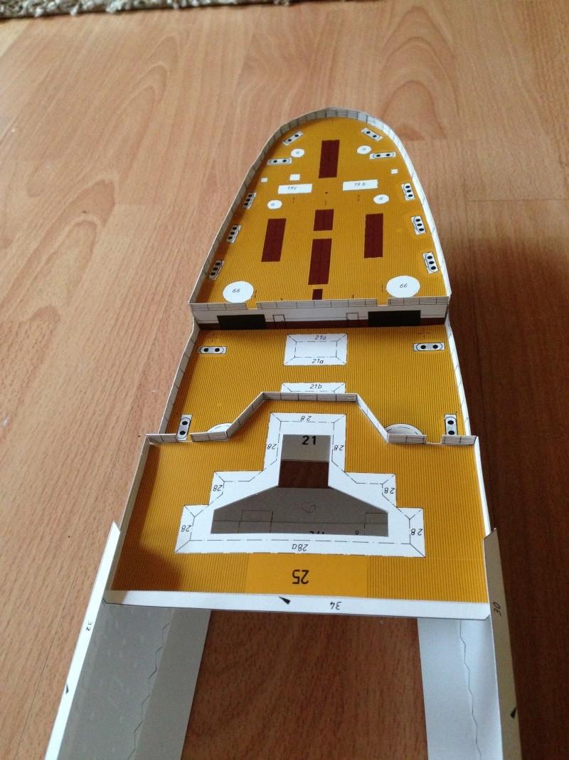 RMS Titanic 1:200 (Benedikt Taschen Verlag) Img_5418