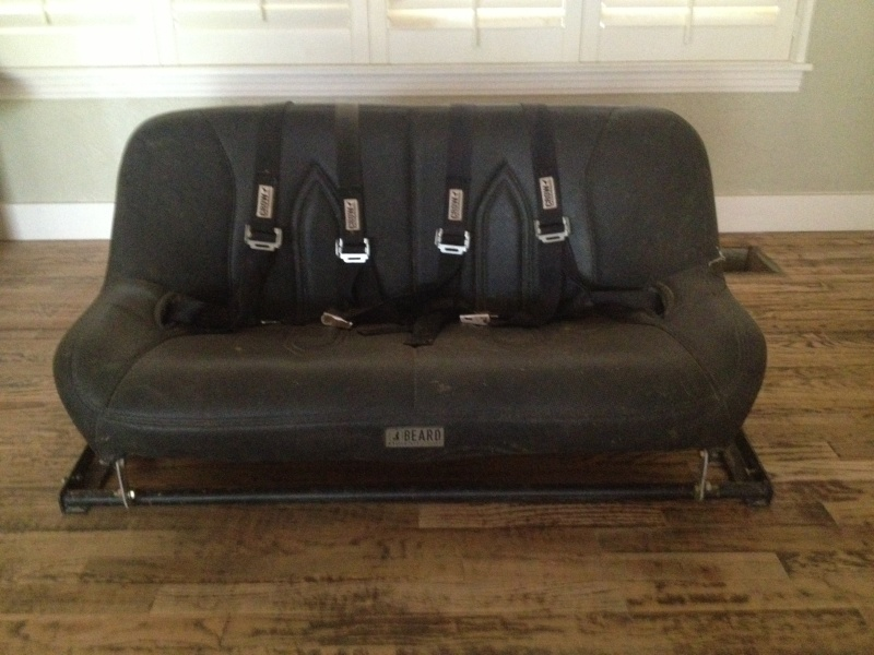 rear seat for sale Seat110