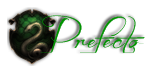 Prefecto Slytherin