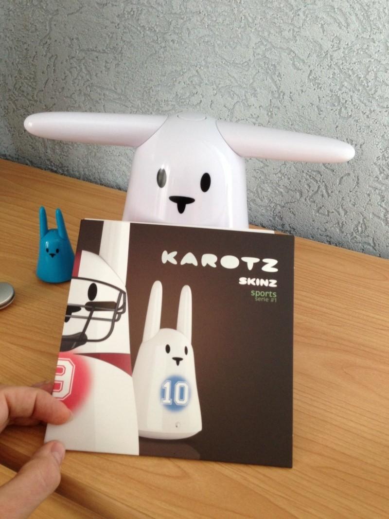 Résultats Karotz11