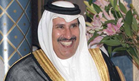 قطر : حدود 67 وتبادل اراضي اساس لعملية السلام بين العرب ودولة الكيان Jassem10