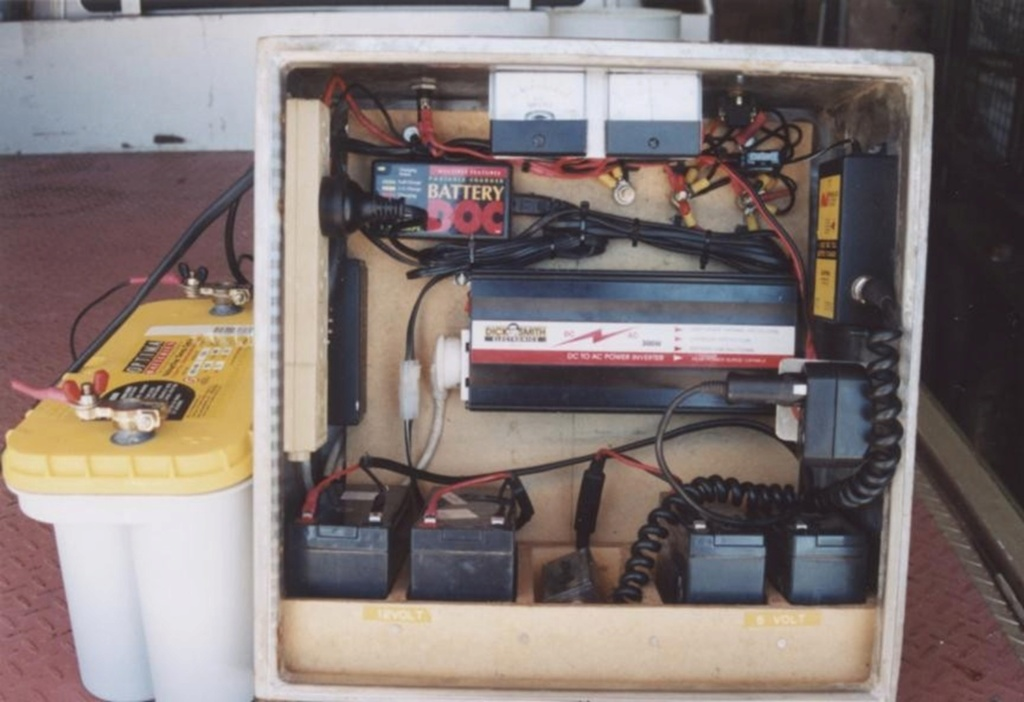 """Charging """"Box of tricks"""" SD2100 through to GPZ-7000 Archiv11"""