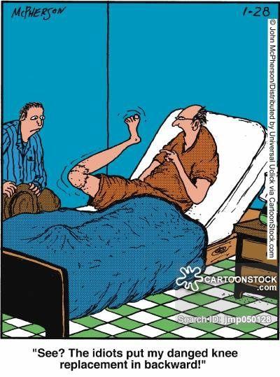 Knee replacement! Knee10