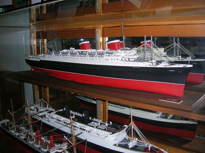 My Ocean liner collections 16812110