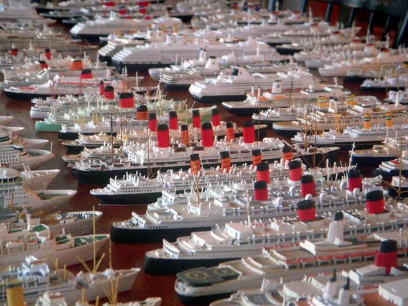 My Ocean liner collections 40078010