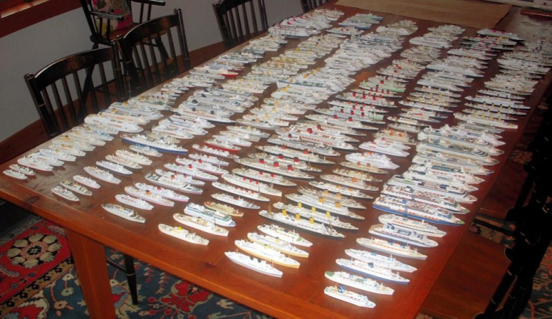 My Ocean liner collections 40085710