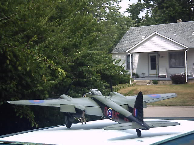 Revell Mosquito Bomber 1/32 Pict0062