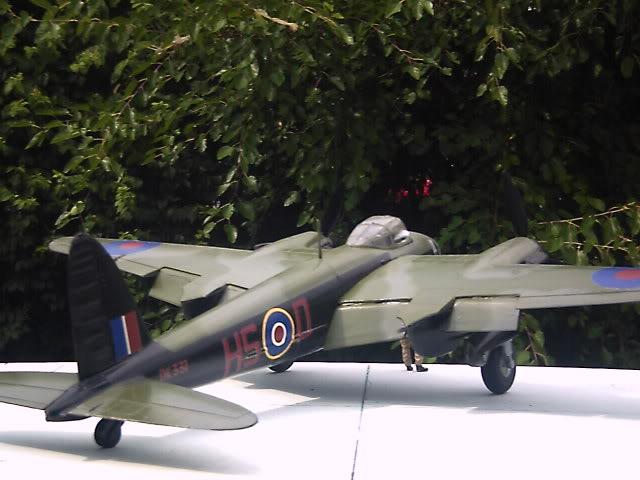 Revell Mosquito Bomber 1/32 Pict0063