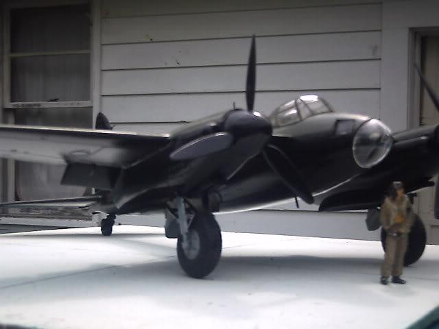 Revell Mosquito Bomber 1/32 Pict0065