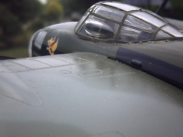 Revell Mosquito Bomber 1/32 Pict0067