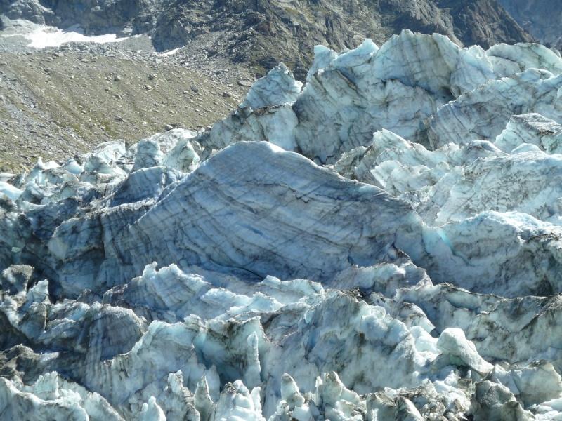 Point de vue du glacier d'Argentière 31710