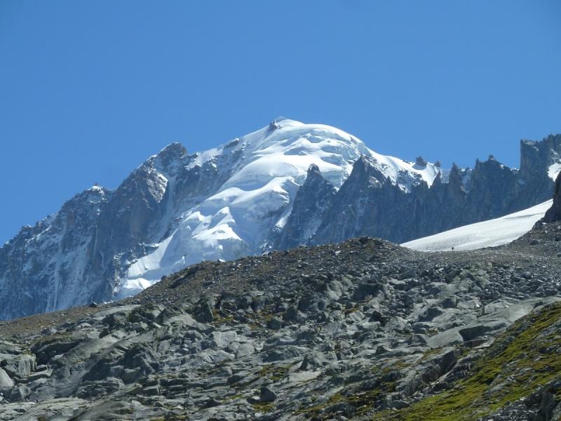 Point de vue du glacier d'Argentière 35410