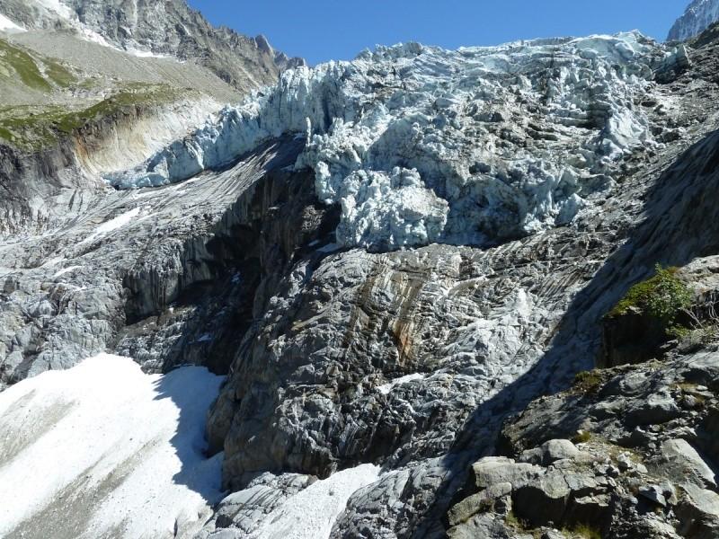Point de vue du glacier d'Argentière 35910