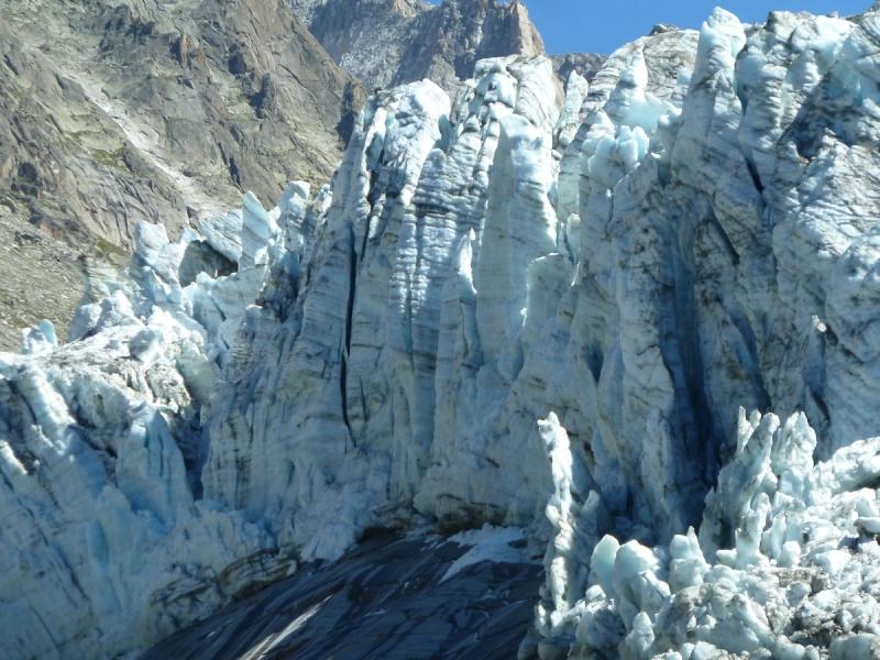 Point de vue du glacier d'Argentière 36010