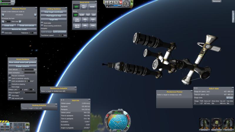 Kerbal Space Program Kss210