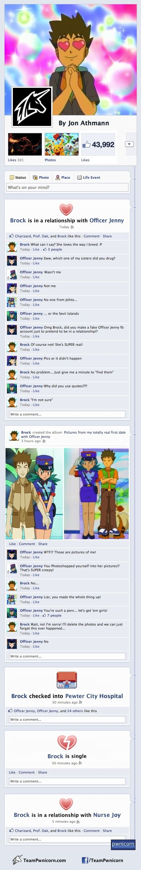 Funny pictures! Brock10