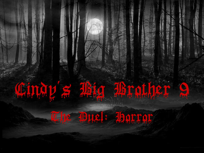 Cindy's Big Brother 9: The Duel