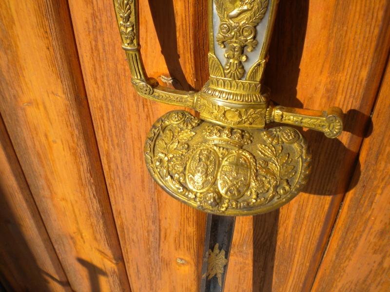 Les armes blanches du royaume de Sardaigne et de Savoie. Dscn1311
