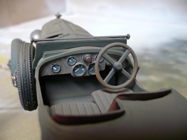 "Bentley Blower ""1930"" 1:24 Revell P1070031"