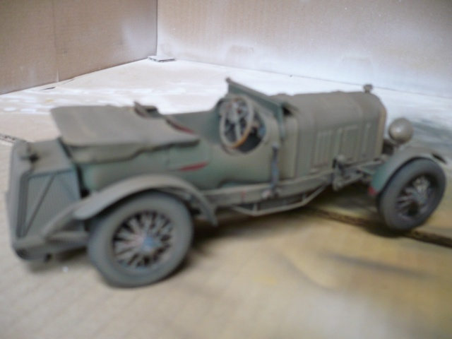 "Bentley Blower ""1930"" 1:24 Revell P1070032"