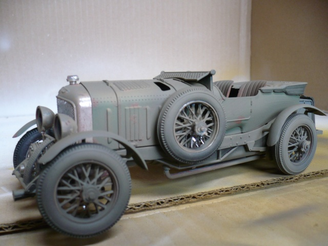 "Bentley Blower ""1930"" 1:24 Revell P1070033"