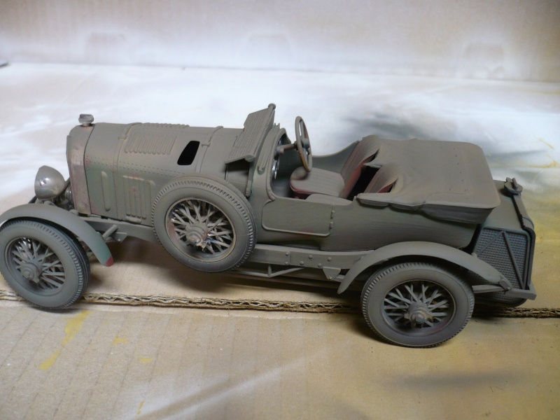 "Bentley Blower ""1930"" 1:24 Revell P1070034"