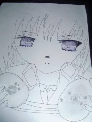 Draw by shoko ! :3 Dessin16