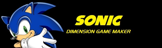 Sonic Dimension Game Maker