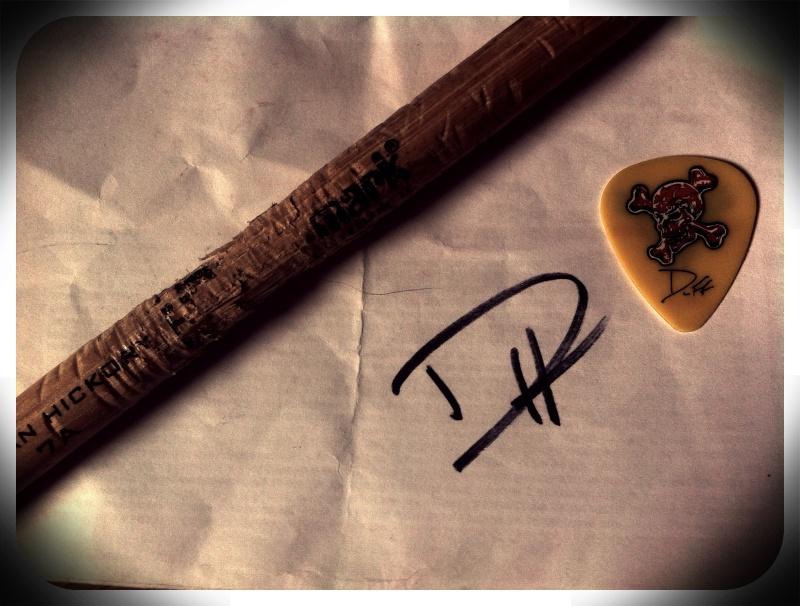 Concert et Album Walking Papers (Duff) Img_0612