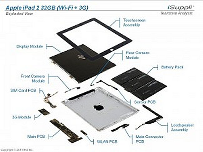 Demontage tablettes Ipad Archos Irobot, entretien reparation Mimoun16