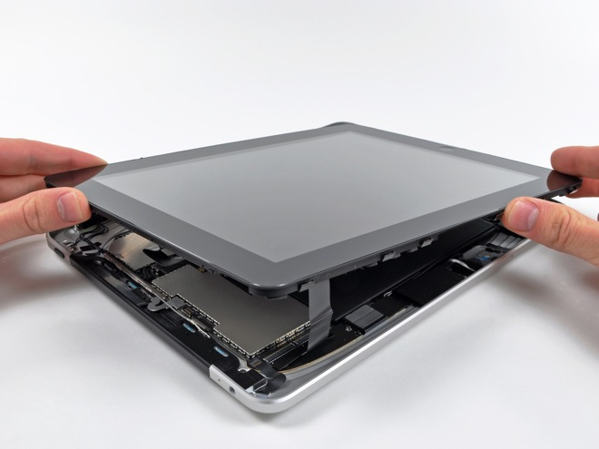 Demontage tablettes Ipad Archos Irobot, entretien reparation Mimoun19