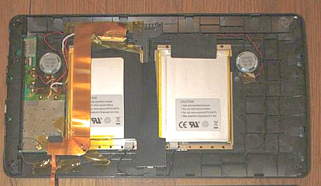 Demontage tablettes Ipad Archos Irobot, entretien reparation Mimoun23