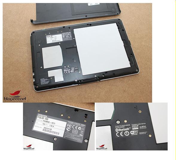 Demontage tablettes Ipad Archos Irobot, entretien reparation Mimoun26